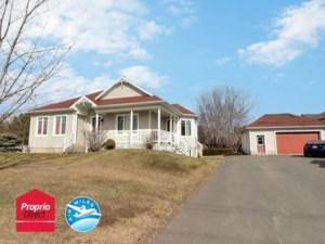 10256957 - Maison à 1 étage et demi à vendre