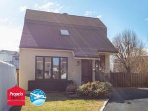 22034673 - Maison à paliers à vendre