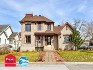24205107 - Maison à étages à vendre