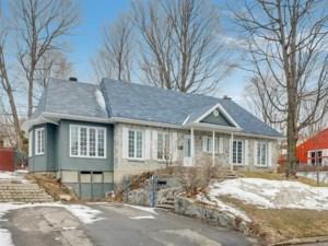 23845317 - Maison à 1 étage et demi à vendre