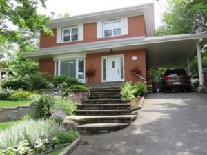 27012398 - Maison à étages à vendre