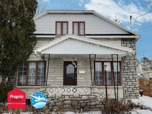 20788282 - Maison à 1 étage et demi à vendre