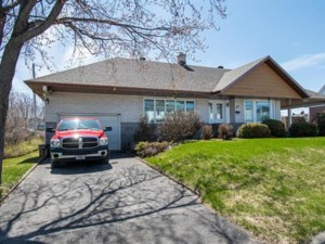 24039714 - Maison à 1 étage et demi à vendre