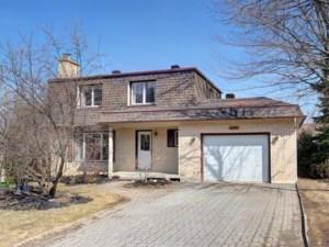 26713765 - Maison à étages à vendre