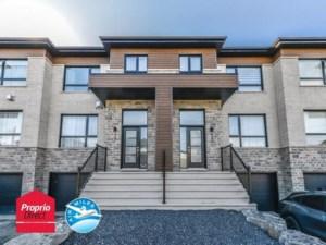 26583038 - Maison à étages à vendre