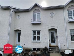 28341051 - Maison à étages à vendre