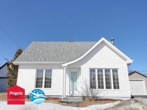 13923822 - Maison à 1 étage et demi à vendre