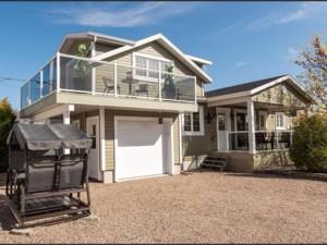 18877831 - Maison à 1 étage et demi à vendre