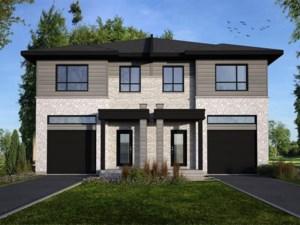 24688597 - Cottage-jumelé à vendre