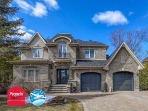 15095729 - Maison à étages à vendre