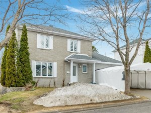 18262173 - Maison à étages à vendre