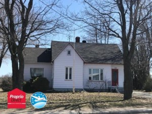 11532449 - Maison à 1 étage et demi à vendre