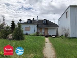 18680025 - Maison à 1 étage et demi à vendre