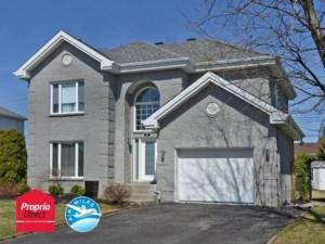 21866403 - Maison à étages à vendre
