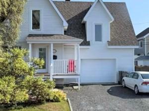 18614647 - Maison à 1 étage et demi à vendre