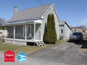 17056249 - Maison à 1 étage et demi à vendre