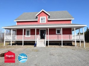 20352993 - Maison à 1 étage et demi à vendre