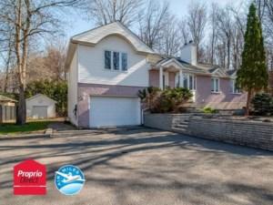 9766091 - Maison à paliers à vendre