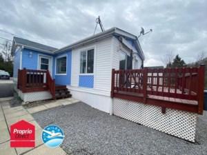 10511183 - Maison mobile à vendre