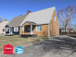 16516413 - Maison à 1 étage et demi à vendre