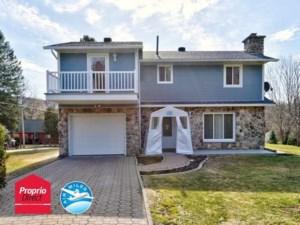 19009296 - Maison à étages à vendre