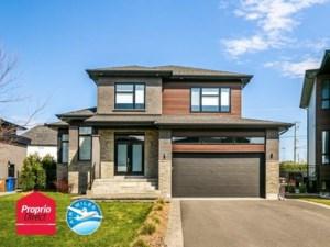 14077079 - Maison à étages à vendre