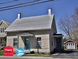 20964307 - Maison à 1 étage et demi à vendre