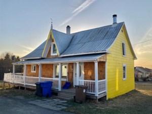 25431599 - Maison à 1 étage et demi à vendre