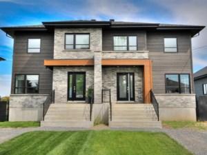 12455311 - Cottage-jumelé à vendre
