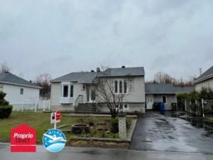 10297785 - Maison à paliers à vendre