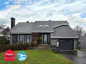 21042307 - Maison à étages à vendre