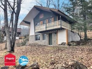 16898829 - Maison à 1 étage et demi à vendre