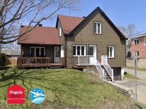 15541136 - Maison à 1 étage et demi à vendre