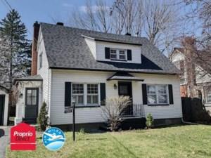 14609152 - Maison à 1 étage et demi à vendre