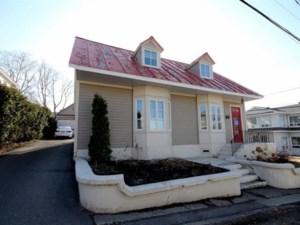 27884154 - Maison à 1 étage et demi à vendre
