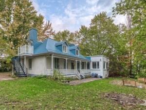 25632936 - Maison à 1 étage et demi à vendre
