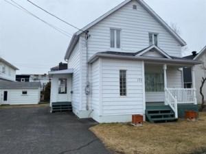 26972739 - Maison à 1 étage et demi à vendre