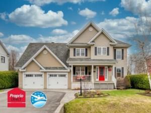 14388284 - Maison à étages à vendre