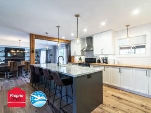 22033612 - Maison à 1 étage et demi à vendre