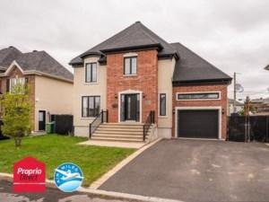 25388674 - Maison à étages à vendre