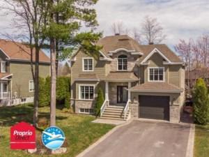 22495370 - Maison à étages à vendre