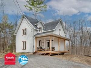 22430835 - Maison à étages à vendre