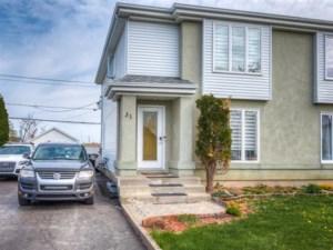 21664094 - Cottage-jumelé à vendre