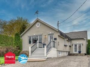 15987378 - Maison à 1 étage et demi à vendre