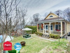 17546120 - Maison à 1 étage et demi à vendre