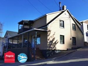 15147941 - Maison à 1 étage et demi à vendre