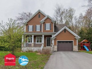 21559787 - Maison à étages à vendre