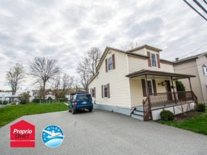 23510016 - Maison à 1 étage et demi à vendre