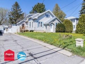 25803501 - Maison à étages à vendre