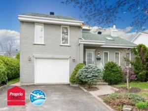 22819027 - Maison à 1 étage et demi à vendre
